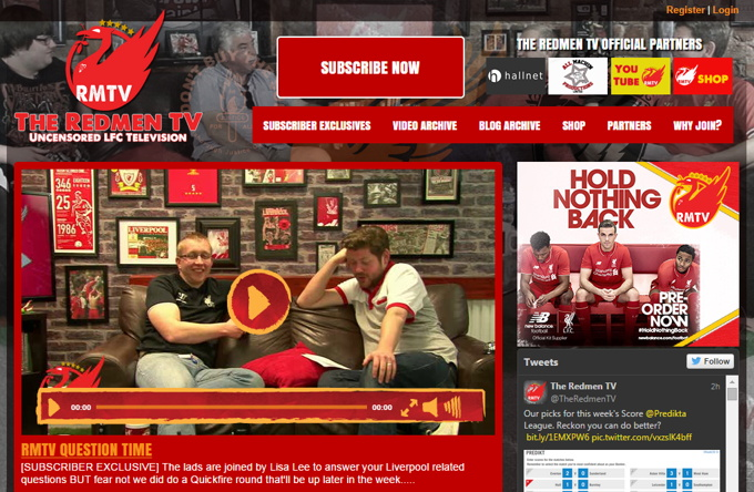 Redmen TV