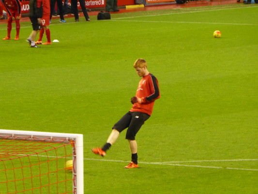 Adam Bogdan. Rubbish.