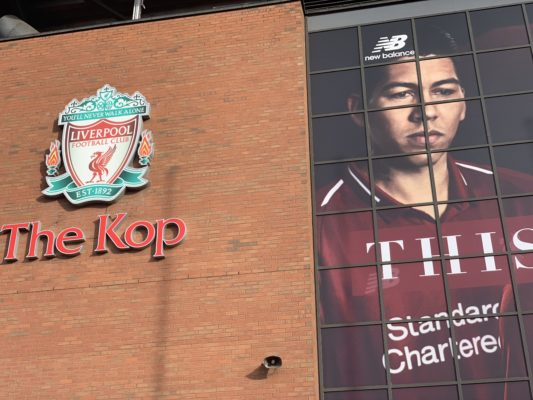 Firmino On The Kop