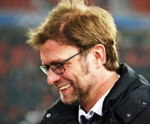 Klopp At Dortmund