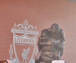 Statue At Anfield